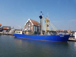 Texel-vakantiehuisje huren De Krim Texel haven