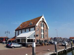 Texel-vakantiehuisje huren De Krim Texel pakhuis haven