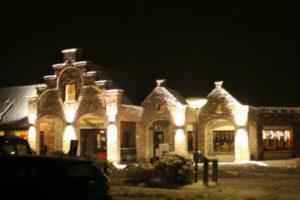 Texel-vakantiehuisje huren De Krim Texel winter