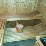 Texel-vakantiehuisje huren De Krim Texel sauna