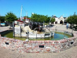 Texel-vakantiehuisje huren De Krim Texel waterpret