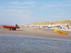 Texel-vakantiehuisje huren De Krim Texel reddingbrigade