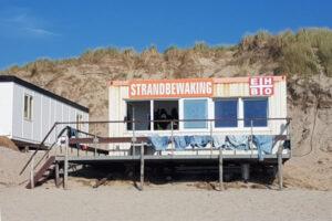 Texel-vakantiehuisje huren De Krim Texel strandbewaking