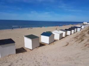 Texel-vakantiehuisje huren De Krim Texel strand