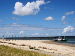 Texel-vakantiehuisje huren De Krim Texel strand noord