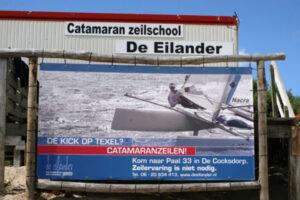 Texel-vakantiehuisje huren De Krim Texel zeilschool