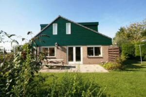 Texel-vakantiehuisje huren De Krim Texel zonneterras