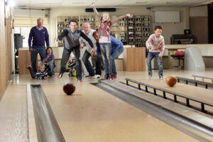 Bowlingbaan De Krim Texel