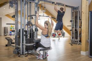 Fitness De Krim Texel