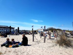 Strandpaviljoen Kaap Noord