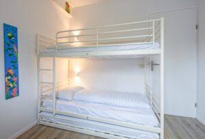 2e Slaapkamer boven