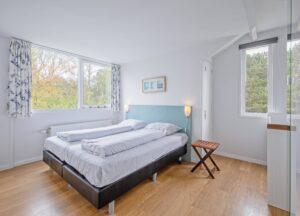 5e slaapkamer boven