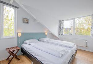 3e Slaapkamer boven